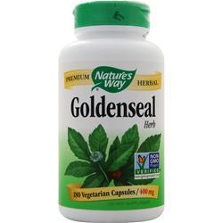 Nature's Way Goldenseal Herb 180 caps