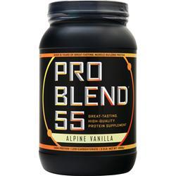 Pro Blend Nutrition Pro Blend 55 Alpine Vanilla 2.2 lbs