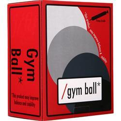 J-Fit Gym Ball with Pump 75cm 1 ball