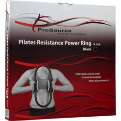 Pro Source Pilates Resistance Power Ring Black 1 unit