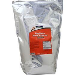 Now Psyllium Husk Powder Soluble Fiber 12 lbs