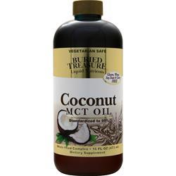 Buried Treasure Coconut Oil MCT 16 fl.oz