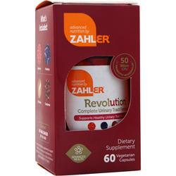 Zahler Revolution - Complete Urinary Tract Formula 60 vcaps