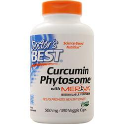 Doctor's Best Curcumin Phytosome with Meriva 180 vcaps
