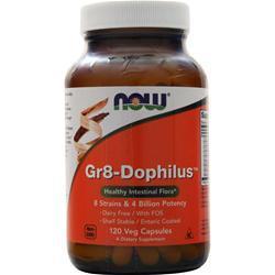 Now Gr8-Dophilus 120 vcaps