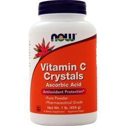 Now Vitamin C Crystals 1 lbs