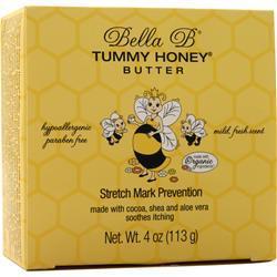Bella B Tummy Honey Butter - Stretch Mark Prevention 4 oz