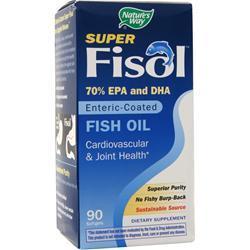 Nature's Way Super Fisol - Fish Oil 90 sgels