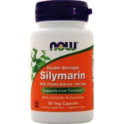 Now Silymarin (300mg) 50 vcaps