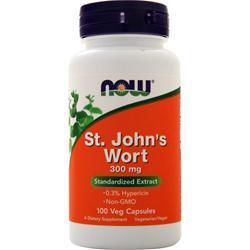 Now St. John's Wort (300mg) 100 vcaps