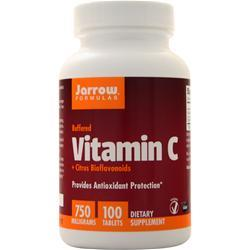 Jarrow Buffered Vitamin C + Citrus Bioflavanoids 100 tabs