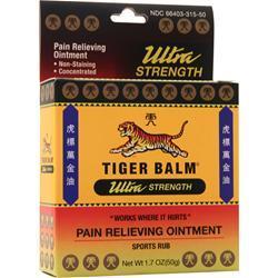 Prince of Peace Tiger Balm Ultra Sports Rub 1.7 oz