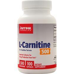 Jarrow L-Carnitine 500 100 caps