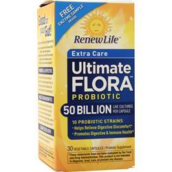 Renew Life Ultimate Flora - Critical Care 50 Billion 30 caps