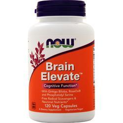 Now Brain Elevate 120 vcaps