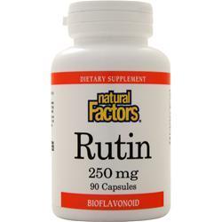 Natural Factors Rutin (250mg) 90 caps