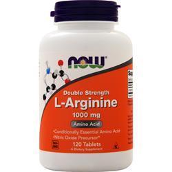 Now L-Arginine (1000mg) 120 tabs