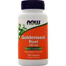 Now Goldenseal Root (500mg) 100 caps