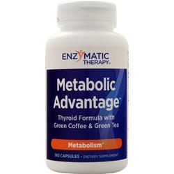 Enzymatic Therapy Metabolic Advantage 180 caps