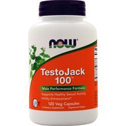 Now TestoJack 100 120 vcaps