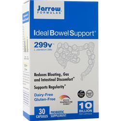 Jarrow Ideal Bowel Support 299v 30 vcaps