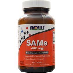 Now SAMe (400mg) 60 tabs