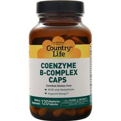 Country Life Coenzyme B-Complex 120 vcaps