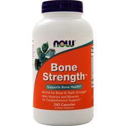 Now Bone Strength 240 caps