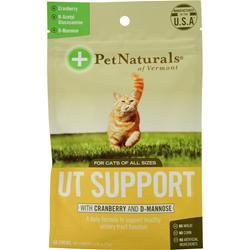 Pet Naturals Of Vermont UT Support for Cats of All Sizes 60 chews