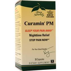 EuroPharma Terry Naturally - Curamin PM 30 caps