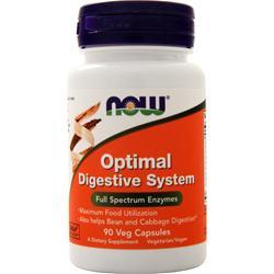 Now Optimum Digestive System 90 vcaps