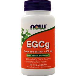 Now EGCg Green Tea Extract (400mg) 90 vcaps