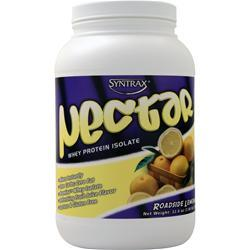 Syntrax Nectar Whey Protein Isolate Roadside Lemonade 2 lbs