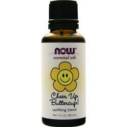 Now Cheer Up Buttercup Uplifting Oil Blend 1 fl.oz