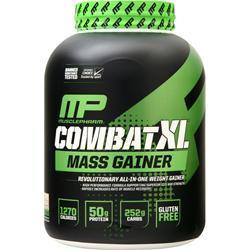 Muscle Pharm Combat XL Mass Gainer Vanilla 6 lbs