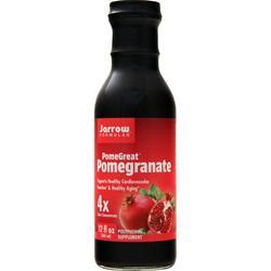 Jarrow Pomegranate Juice Concentrate 12 fl.oz