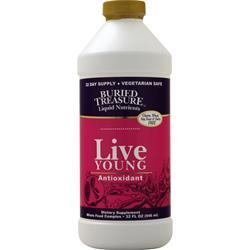 Buried Treasure Live Young Antioxidant 32 fl.oz