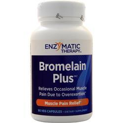 Enzymatic Therapy Bromelain Complex 90 caps