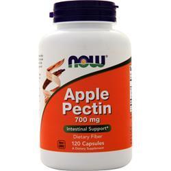Now Apple Pectin 120 caps