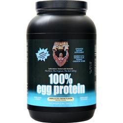 Healthy N Fit 100% Egg Protein Vanilla Ice Cream 2 lbs