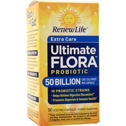 Renew Life Ultimate Flora - Critical Care 50 Billion 90 vcaps