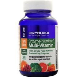 Enzymedica Enzyme Nutrition Multi-Vitamin Two Daily 60 caps