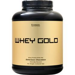 Ultimate Nutrition Whey Gold Delicious Chocolate 5 lbs