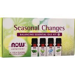 Now Seasonal Changes - Balancing Essential Oils Kit 1 kit