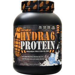 Grenade Hydra 6 Protein Cookie Chaos 4 lbs