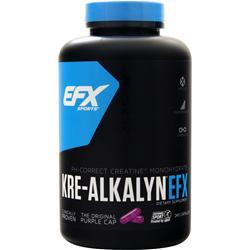 EFX Sports Kre-Alkalyn EFX 260 caps