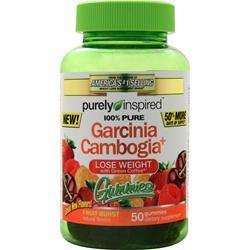 Iovate Purely Inspired Garcinia Cambogia Gummies On Sale At