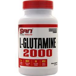 SAN L-Glutamine 2000 100 caps