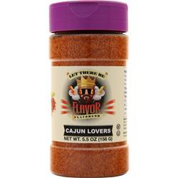 Flavor God Let There Be Flavor Cajun Lovers 5.5 oz