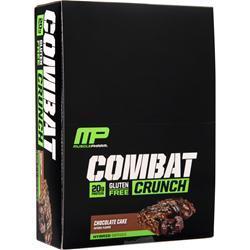 Muscle Pharm Combat Crunch Bar Chocolate Cake 12 bars